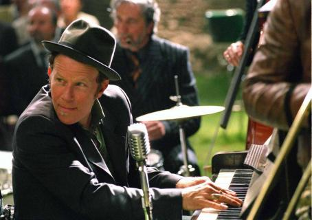 Tom Waits  in Roberto Benigni comedy drama 'The Tiger and the Snow' 2006