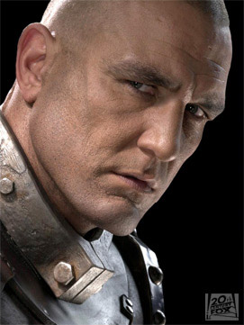 Vinnie Jones Juggernaut