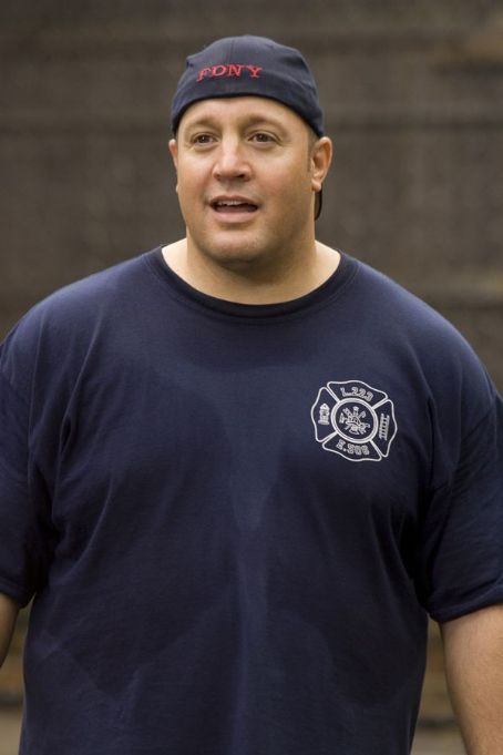 Kevin James  star as Larry Allensworth in director's Dennis Dugan 'I Now Pronounce You Chuck and Larry'