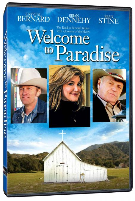 Brian Dennehy Welcome to Paradise DVD Box Art