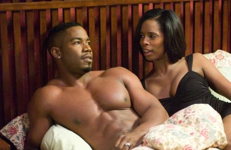 Why Did I Get Married? Michael J. White (as Marcus) and Tasha Smith (as Angela) in TYLER PERRY'S WHY DID I GET MARRIED? Photo Credit: Alfeo Dixion.