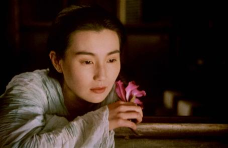 """Maggie Cheung  as """"The Woman"""" Photo by Lau Wai Keung and Chan Yuen Kai © 1994, 2008 Block 2 Pictures Inc., Courtesy of Sony Pictures Classics. All Rights Reserved."""