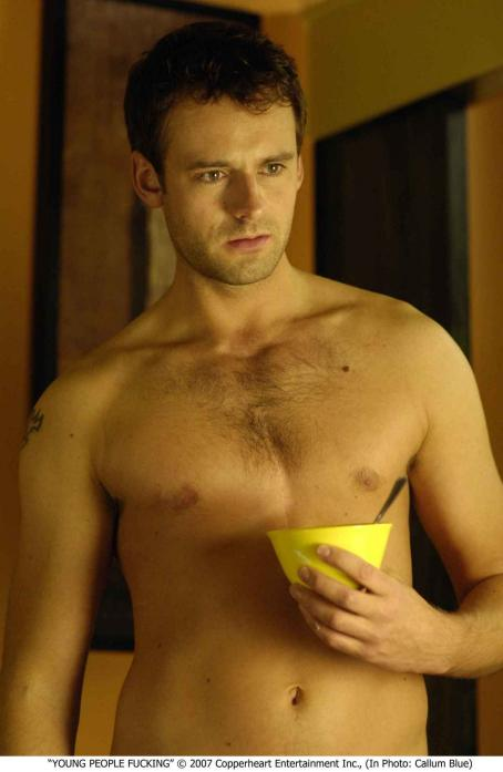 Callum Blue  star as Ken in comedy drama 'Young People Fucking.'
