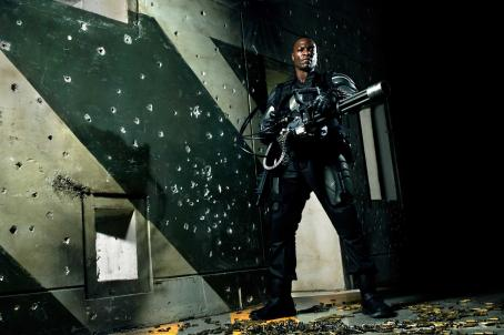 Adewale Akinnuoye-Agbaje  star as Heavy Duty in Paramount Pictures' G.I. Joe.