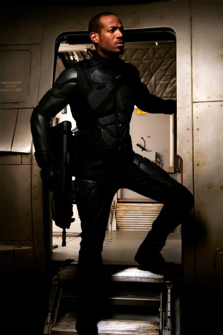 Marlon Wayans  star as Ripcord in G.I. Joe.