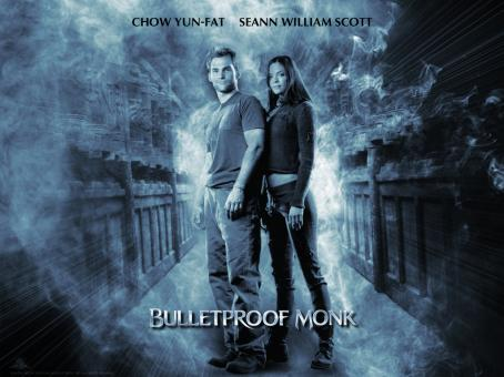 Seann William Scott MGM's Bulletproof Monk - 2003
