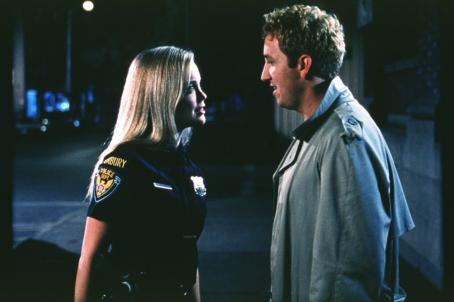 Marisa Coughlan  and Paul Soter in Fox Searchlight's Super Troopers - 2001