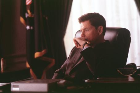 Thirteen Days Bruce Greenwood (John F. Kennedy) in New Line's  - 2000