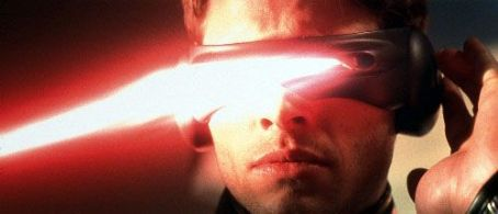 X-Men James Marsden as Scott Summers, a.k.a. Cyclops, in 20th Century Fox's  - 2000