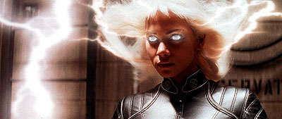 X-Men Halle Berry as Storm in 20th Century Fox's  - 2000