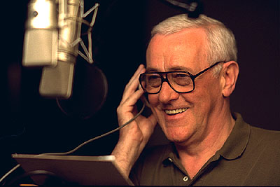 John Mahoney  as the voice of Preston Whitmore in Disney's Atlantis: The Lost Empire - 2001