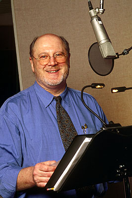 David Ogden Stiers  as the voice of Fenton Harcourt in Disney's Atlantis: The Lost Empire - 2001