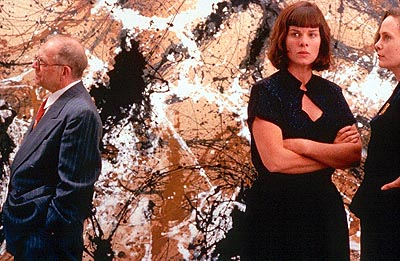 Marcia Gay Harden  as Lee Krasner in Sony Pictures Classics' Pollock - 2000