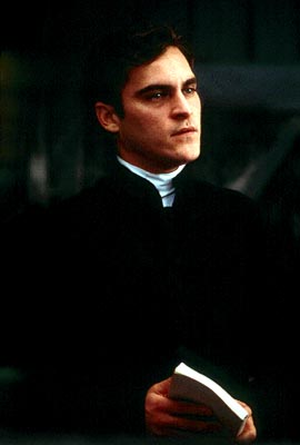 Quills Joaquin Phoenix as Coulmier in Fox Searchlight's  - 2000