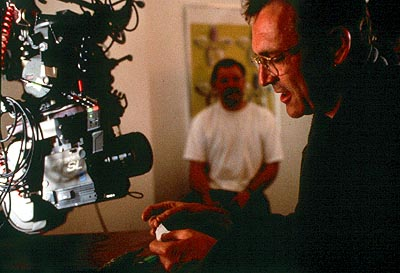 Saving Grace Nigel Cole, the director of Fine Line's  - 2000