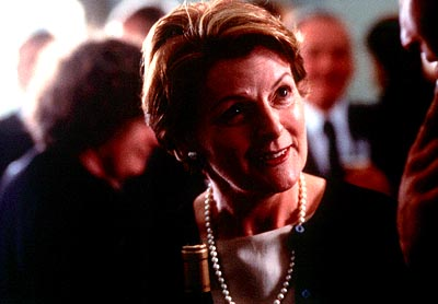 Saving Grace Brenda Blethyn as Grace in Fine Line's  - 2000