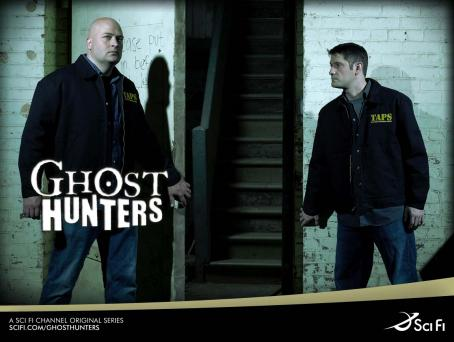 Ghost Hunters  (TV Series) Wallpaper
