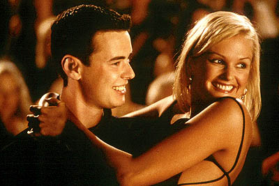Colin Hanks  and Kylie Bax in Dimension's Get Over It - 2001
