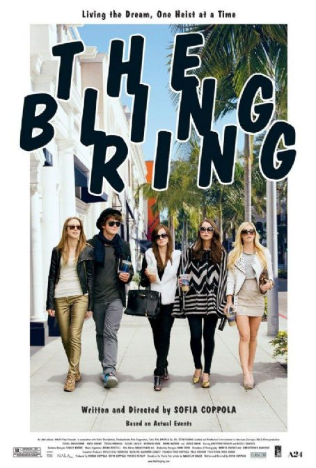 Katie Chang The Bling Ring | Poster