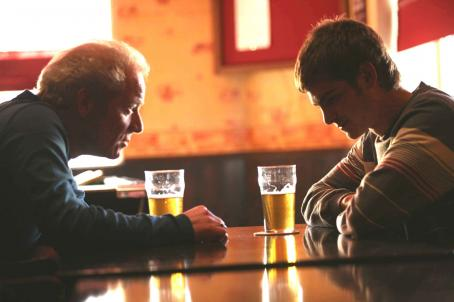 Boy A Peter Mullan and Andrew Garfield in John Crowley's .