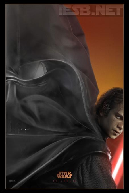 Star Wars: Episode III - Revenge of the Sith  poster - 2005