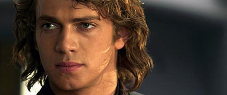 Star Wars: Episode III - Revenge of the Sith - Hayden Christensen plays Anakin Skywalker/Lord Darth Vader.