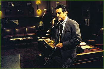 Joe Mantegna  in Warner Brothers' Liberty Heights - 11/99