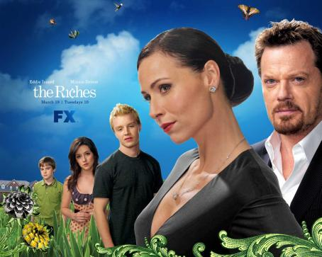 Eddie Izzard The Riches Wallpaper