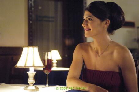 Genevieve Padalecki Genevieve Cortese ('Kris') stars in Lionsgate Home Entertainment's Wildfire: Season Two.