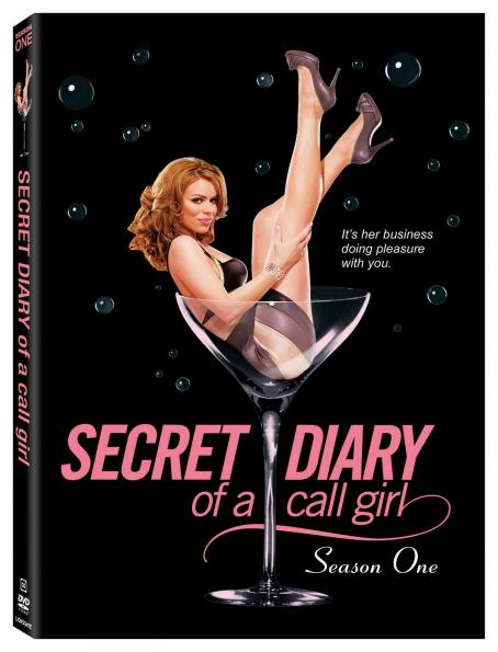 Secret Diary of a Call Girl 3D DVD Box Art of : Season One.