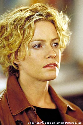 Hollow Man Elisabeth Shue stars as scientist Linda McKay, Sebastian's former lover and now first lieutenant in a dangerous scientific experiment, in Columbia's  - 2000