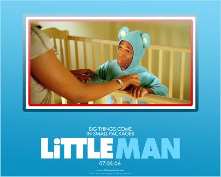 Marlon Wayans Little Man Wallpaper - 2006