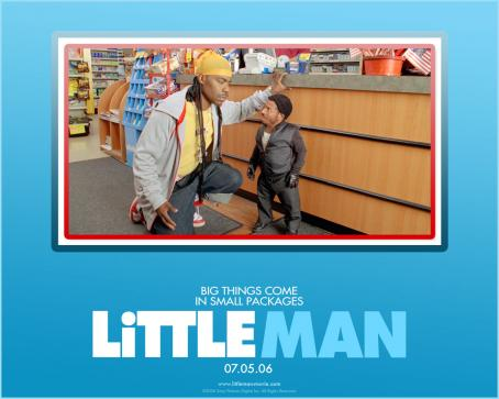 Tracy Morgan Little Man Wallpaper - 2006