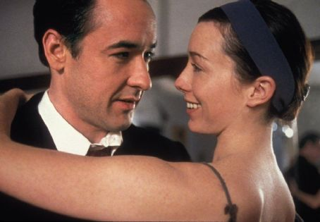 Molly Parker John Cusack and  in Lions Gate's Max - 2002