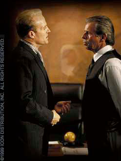 Gregg Henry  and William Devane in Payback