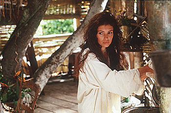 Jane March  in Warner Brothers' Tarzan and the Lost City - 1998