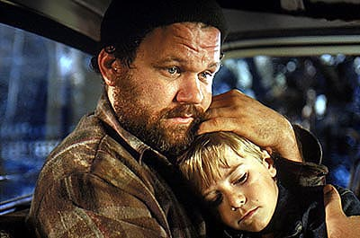 The Perfect Storm John C. Reilly and Hayden Tank in Warner Brothers'  - 2000