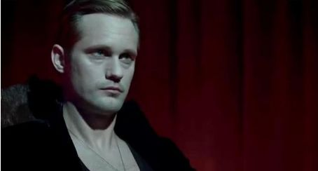 Eric Northman Alexander Skarsgård is  in the Third Season of True Blood (2010)