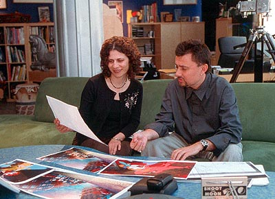 Rugrats in Paris: The Movie Rugrats co-creators Arlene Klasky and Gabor Csupo are also producers of Paramount's Rugrats in Paris - The Movie - 2000