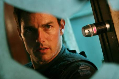 Mission: Impossible III Tom Cruise is Ethan Hunt in , a 2006 action movie from J.J. Abrams