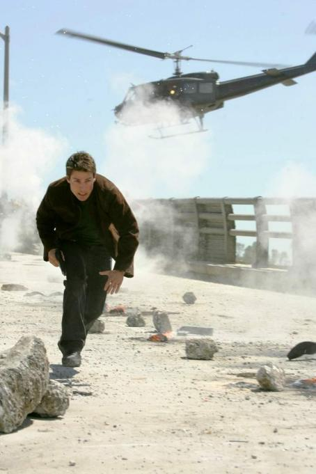 Mission: Impossible III Tom Cruise plays Ethan Hunt in Paramount Pictures' action movie