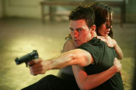 Mission: Impossible III A scene from Paramount Pictures' , starring Tom Cruise and Michelle Monaghan
