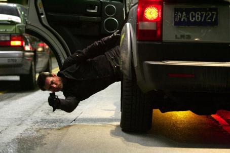 Mission: Impossible III , an action movie from Paramount Pictures starring Tom Cruise