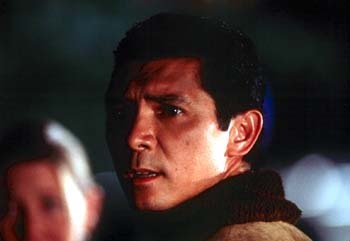 Lou Diamond Phillips  in BATS - 10/99