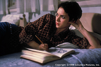 Girl, Interrupted The Columbia Pictures presentation GIRL, INTERRUPTED (12/99) is the true story of two-time Oscar® nominee Winona Ryder, whose prescribed
