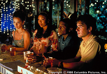 Matthew Settle Jennifer Love Hewitt, Brandy, Mekhi Phifer and  in Columbia's I Still Know What You Did Last Summer - 1998