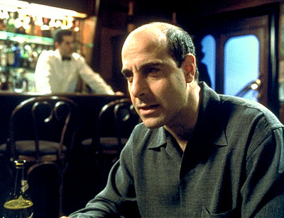 Stanley Tucci  as Griffin in Paramount Classics' Sidewalks of New York - 2001
