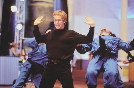 Dana Carvey  as The Ninja Expert in Columbia's The Master of Disguise - 2002