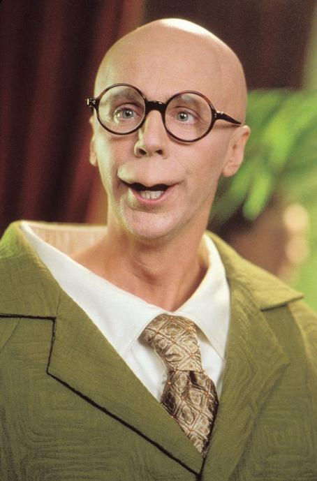 Dana Carvey  as Pistachio Disguisey in Columbia's The Master of Disguise - 2002