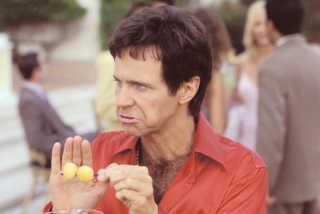 Dana Carvey  as Mr. Peru in Columbia's The Master of Disguise - 2002